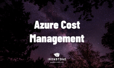 azurecostmanagement
